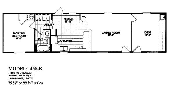 Oilfield Trailer Houses Floorplans For Workforce Housing