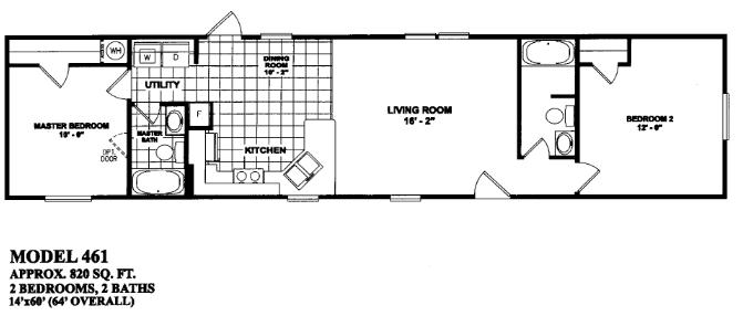 Oilfield trailer houses unit floor plans prices on mancamps Rv with 2 bedrooms 2 bathrooms