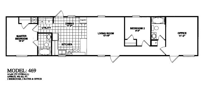 26 Photos And Inspiration Two Bedroom Two Bath Home