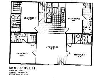 Oilfield Trailer Houses - unit floor plans- prices on mancamps