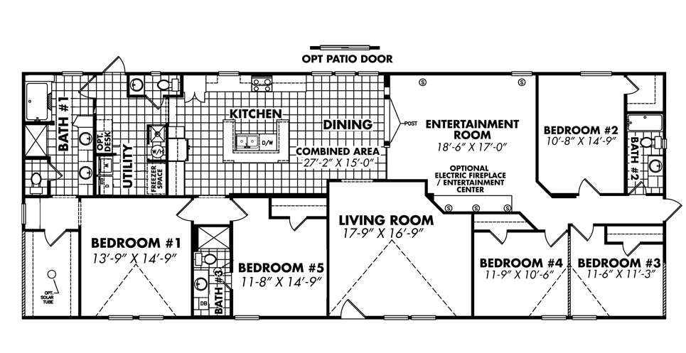 Legacy Housing Double Wides – Floor Plans on used mobile home prices, 1 bedroom prefab homes, 1 bedroom trailers for rent, manufactured home prices, modular homes floor plans and prices, double wide modular home prices, 1 bedroom modular homes, manufactured housing prices,