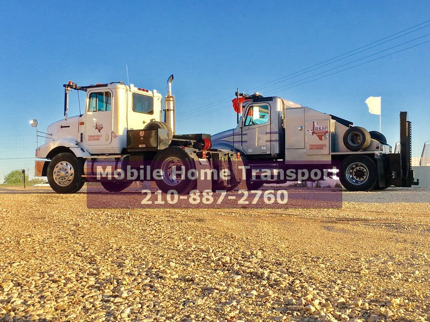 Transport-Trucks-Texas-Mobile-Home-Transport-Services