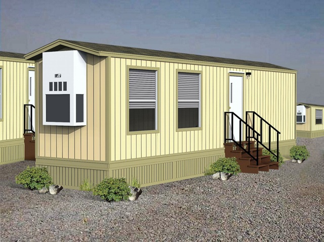 smll oilfield houses 110-