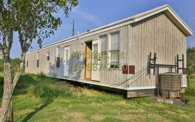 Used Oilfield Trailer Houses