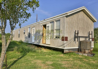 Used oilfield trailer 3 bedroom