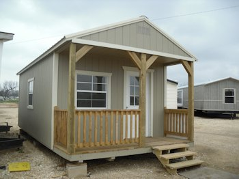 rent to own portable buildings sheds garages barns cabins san antonio dealer