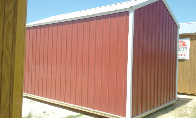 How to build a small lawn mower shed