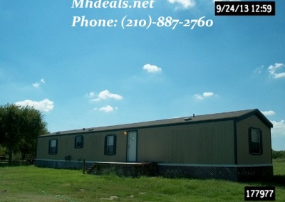 2006 OaskCreek Galaxy Used Singlewide Manufactured Home- Corpus Christi, TX 2