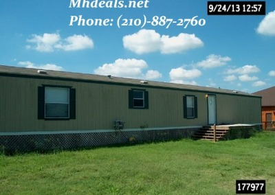2006 OaskCreek Galaxy Used Singlewide Manufactured Home- Corpus Christi, TX 4