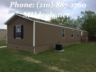 2012 clayton decision used singlewide manufactured home