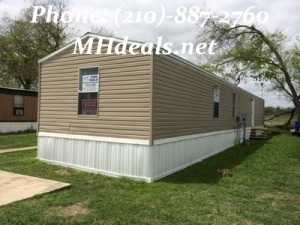 2012 Clayton The Steal Singlewide Manufactured Home- New Braunfels, TX 01