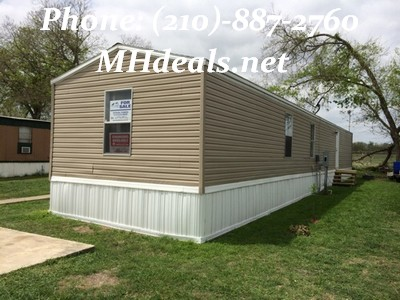 Singlewide Manufactured Home, 2012 Clayton The Steal – New Braunfels, TX