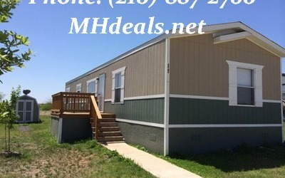 used mobile homes