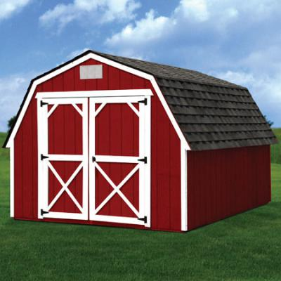 Storage buildings for Sheds and barns