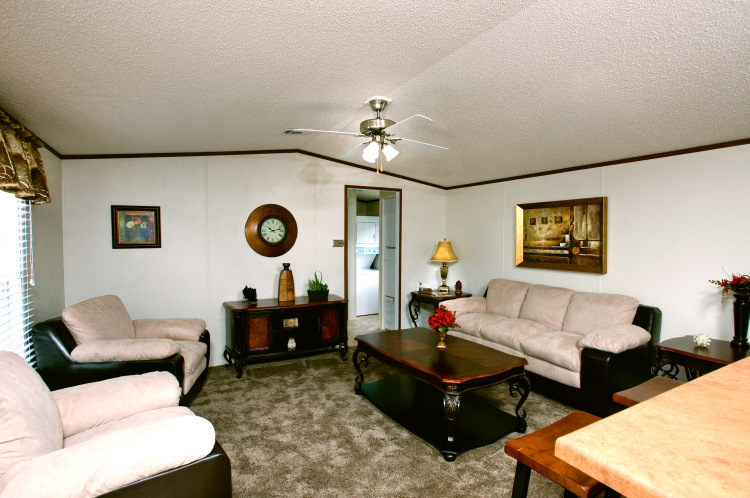 1 Bedroom Manufactured Home