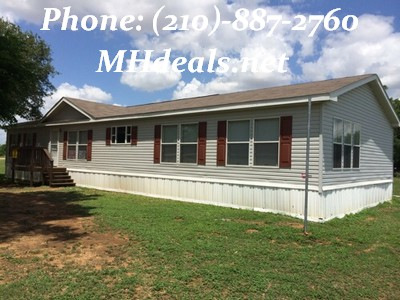 Pleasanton land & home- 3 bed 2 bath on .75 acres