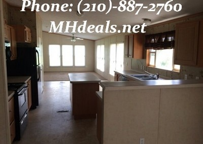 2006 Clayton Rio Liber Used Doublewide home and land- Pleasanton, TX