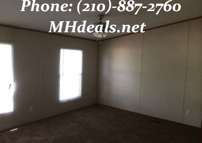 2006 Clayton Rio Liber Used Doublewide home and land- Peasanton, TX