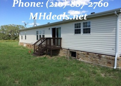 Home & Land in Poteet, TX