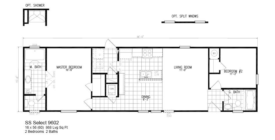 oak creek floor plans for manufactured homes san antonio