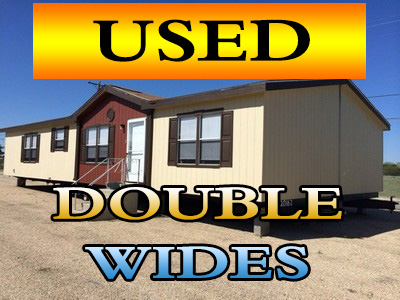 San Antonio Texas Used Double Wide Mobile Home Dealer
