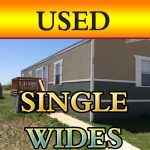 used mobile homes used-singlewide