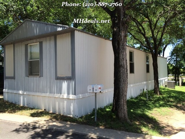 1997 oakwood used single wide manufactured home mustang ridge tx02 tiny houses manufactured
