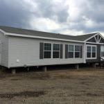 Killeen, Texas 3 bedroom 2 bathroom Double Wide Mobile Home