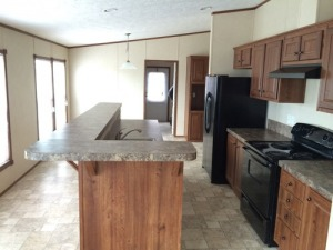 Killeen, Texas 3 bedroom 2 bathroom Double Wide Mobile Home