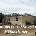 4 bed 2 bath double wide home-San Antonio, TX-2007PH