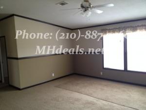 brand new porch model 3 bed 2 bath- San Antonio, TX 78223