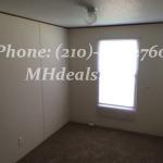 3 bed 2 bath used singlewide in community- New Braunfels, TX 78130