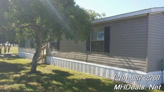 4 bed 2 bath Used Double wide Home- Alice Texas