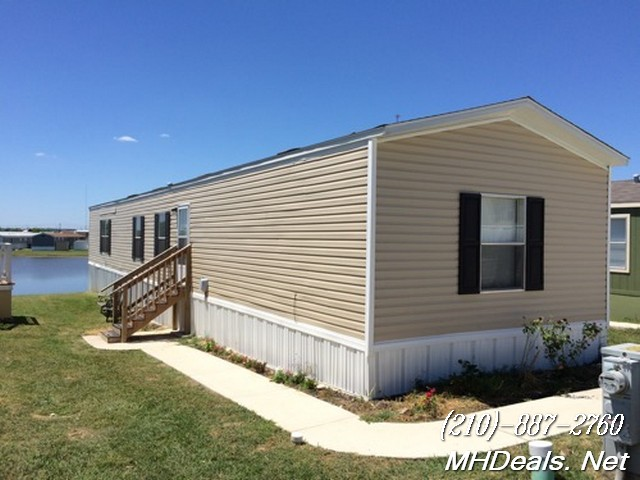 3 bed used single wide home- Kyle Texas