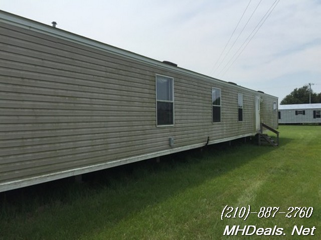 3 bed 2 bath Singlewide Manufactured home- Hempstead Texas