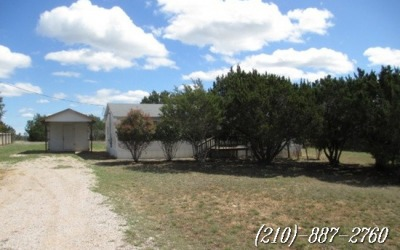 3 bed land and home- Liberty Hill Texas