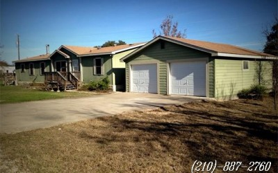 Spicewood home and land- 3 bed 2 bath