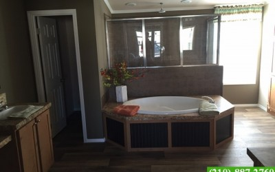 4 bed 2 bath new mobile home-The canyon bay 1
