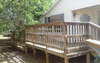 cheap double wide home and land for sale