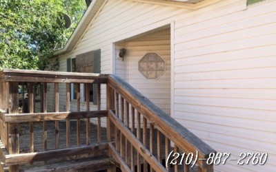 3 bed 2 bath Home and land- Adkins Texas