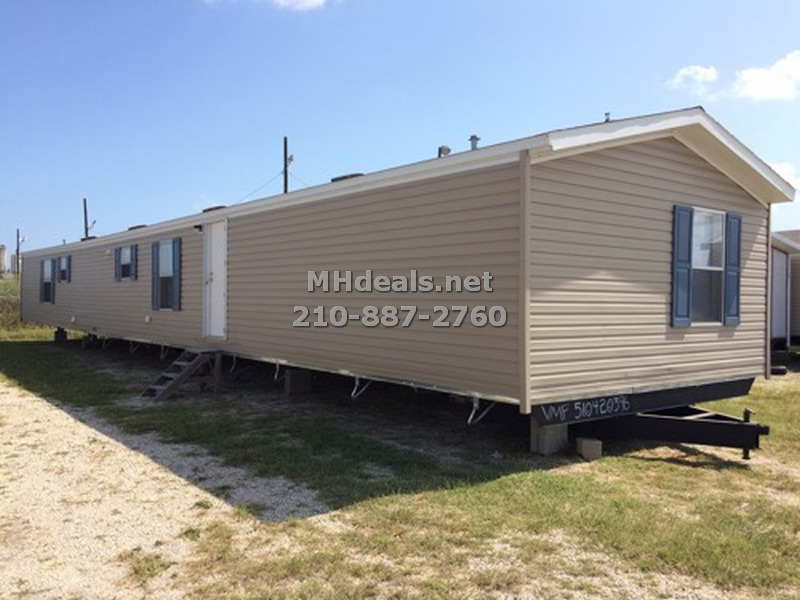 Large single wide wind zone 2 home corpus christi for 1200 sq ft modular home price