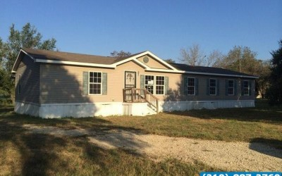 4 bedroom 2 bathroom home and land- Poteet Texas