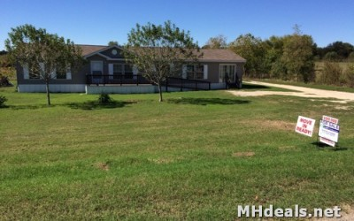 (SOLD)Full acre 3 bedroom Home and land – Atascosa, TX