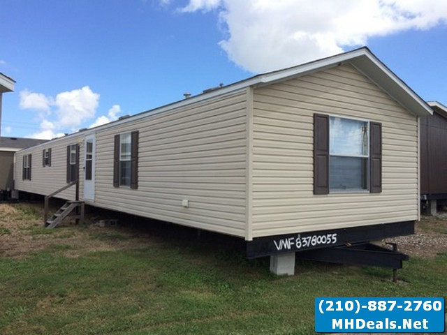 2 bed 2 bath used singlewide home- Killeen, TX