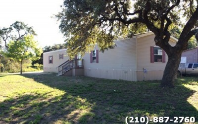 3 bed 2 bath Single wide Home- Pleasanton