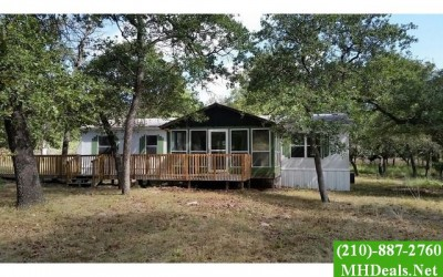 3 bed 2 bath home and land- pre owned 2.5 acres