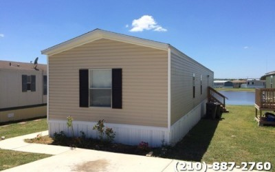 3 bed 2 bath Lake access Singlewide- Kyle