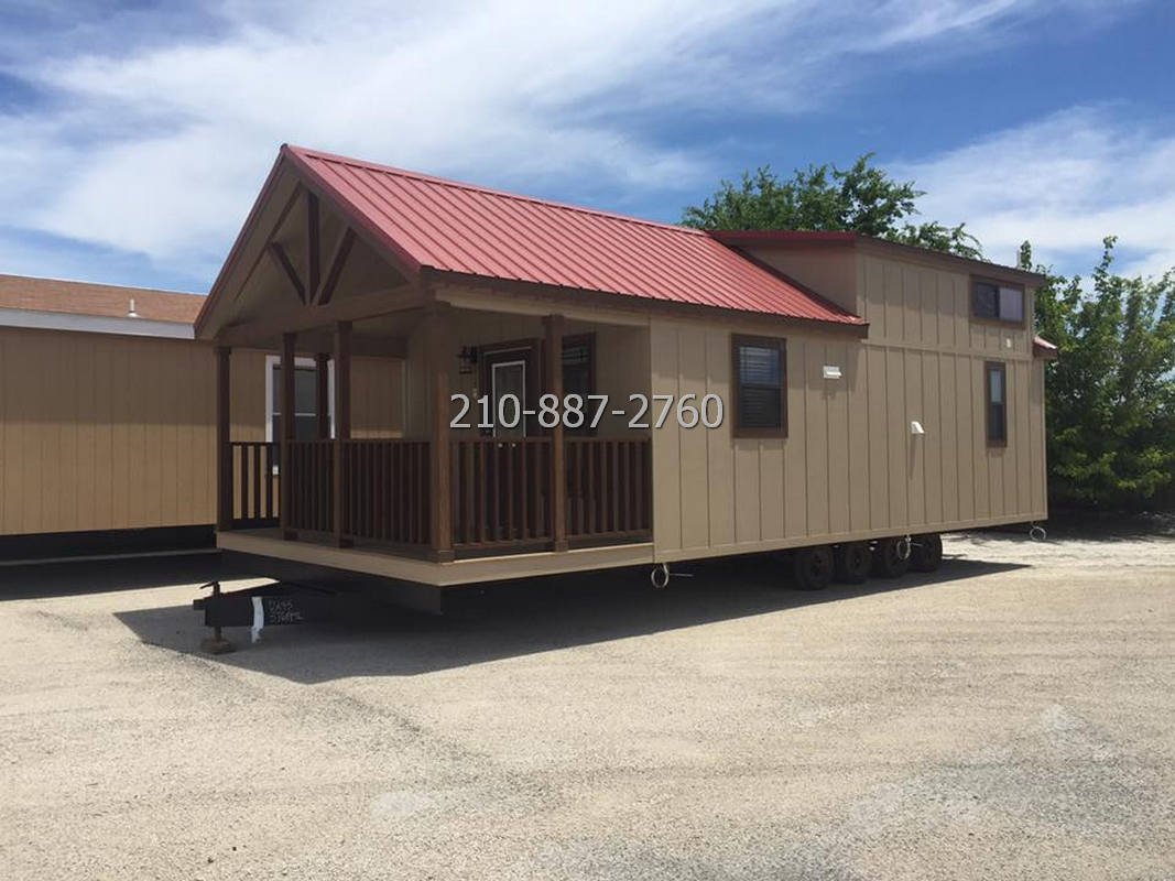 Texas hill country style manufactured modular homes.