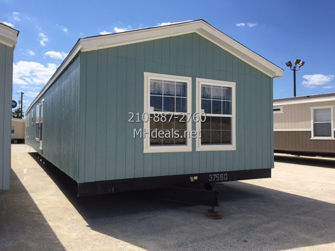 3 bedroom single wide trailer