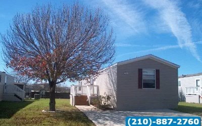 2015 3 bed 2 bath fleetwood singlewide mobile home- Cedar creek, TX